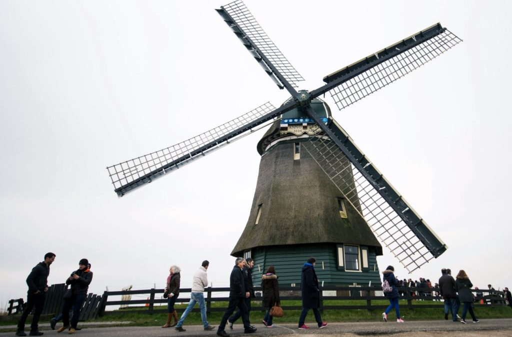 Visita 1 Holanda